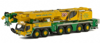 WSI William Whyte Crane Hire; LIEBHERR LTM 1350